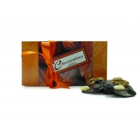 Mendiants chocolat Noir Ballotin 300g