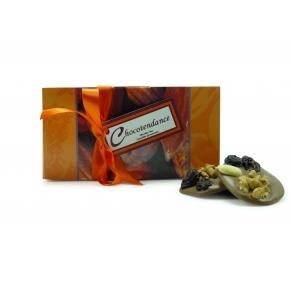 Mendiants chocolat Lait Ballotin 300g