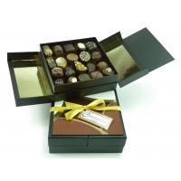 Boite chocolats prestige luxe 300g